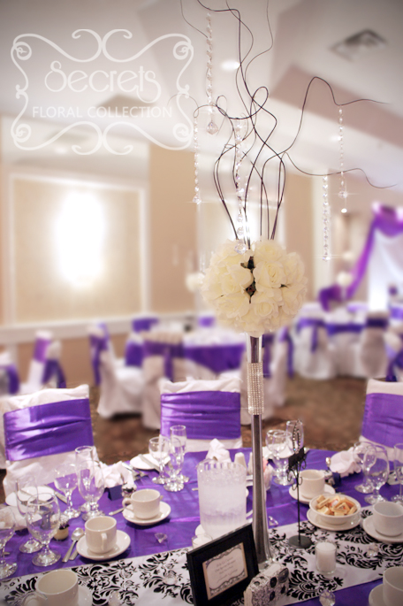 Best Ivory And Purple Wedding Images - Styles & Ideas 2018 - sperr.us