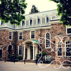 Wedding Venue -- McLean House in the Estates of Sunnybrook