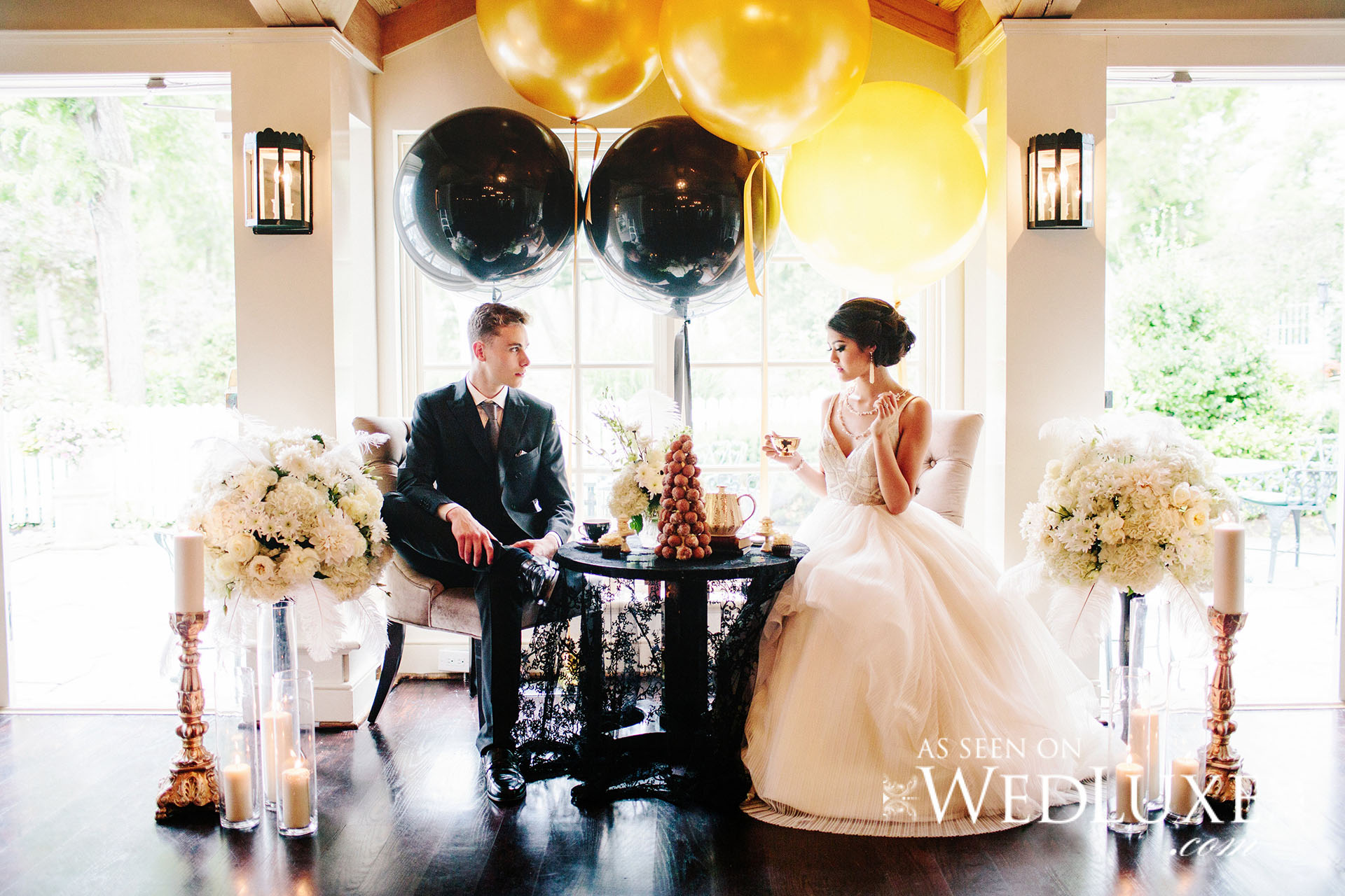 Great Gatsby Wedluxe